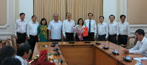 Bổ nhiệm Phó bí thư Đảng ủy Công ty TNHH MTV Dược Sài Gòn - Ảnh 1.