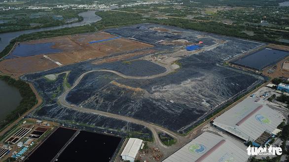 Cuối năm khởi công 3 nhà máy đốt rác phát điện tại TP.HCM - Ảnh 2.