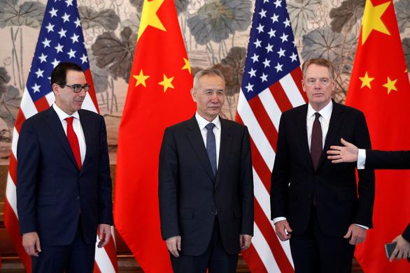 Trung Quốc muốn đàm phán bình tĩnh với Mỹ về thương chiến - Ảnh 1.