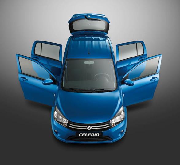 Suzuki ôtô thương hiệu Nhật nhập khẩu cho người Việt - Ảnh 1.