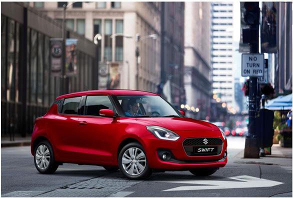 Suzuki ôtô thương hiệu Nhật nhập khẩu cho người Việt - Ảnh 2.