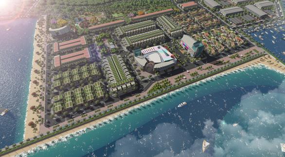 Dự án 'Queen Pearl Marina Complex': Thủ tục đầy đủ - Ảnh 3.