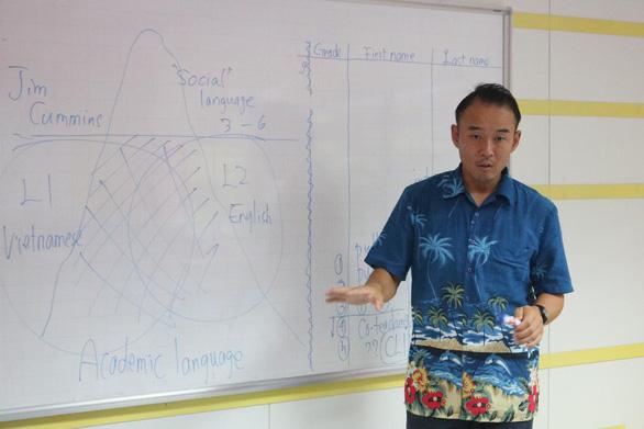 Bí quyết chinh phục tiếng Anh học thuật cho học sinh - Ảnh 2.