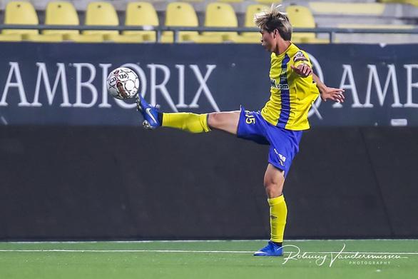 Ảnh Công Phượng đá chính tả xung hữu đột cùng đội U21 Sint Truiden - Ảnh 5.