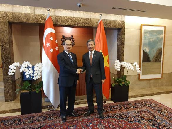TP.HCM muốn cùng Singapore và Indonesia tổ chức hội chợ khởi nghiệp - Ảnh 3.