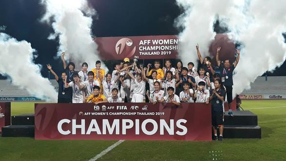 HLV Mai Đức Chung: Tôi sẽ đề xuất đầu tư hơn nữa cho bóng đá nữ - Ảnh 1.