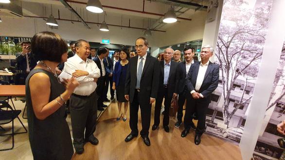 TP.HCM muốn cùng Singapore và Indonesia tổ chức hội chợ khởi nghiệp - Ảnh 1.