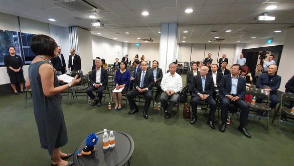 TP.HCM muốn cùng Singapore và Indonesia tổ chức hội chợ khởi nghiệp - Ảnh 2.