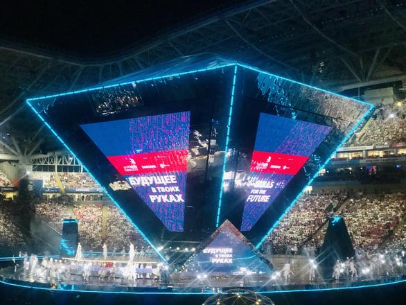 Thi tay nghề thế giới lần thứ 45: đoàn Việt Nam đoạt 1 huy chương bạc - Ảnh 1.