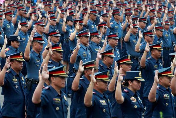 Philippines đưa cảnh sát sang Trung Quốc học tiếng Hoa để hỗ trợ điều tra - Ảnh 1.