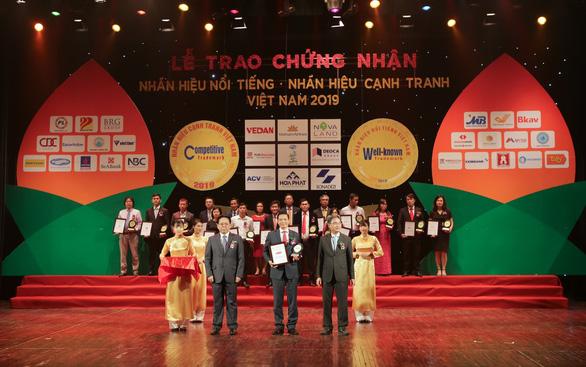 Dai-ichi Việt Nam nhận giải thưởng nhãn hiệu nổi tiếng Việt Nam 2019 - Ảnh 1.