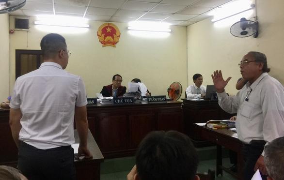 Đề nghị hủy bản án sơ thẩm vụ sập bẫy mua nhà giá cao - Ảnh 1.