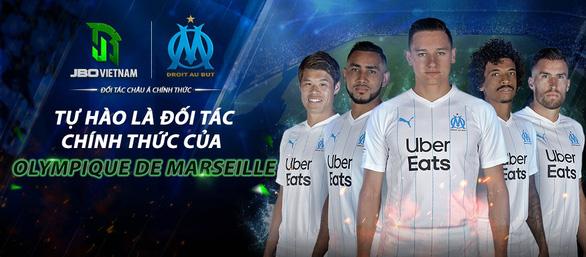 JBO Vietnam đạt thỏa thuận hợp đồng đối tác châu á với Marseille - Ảnh 1.