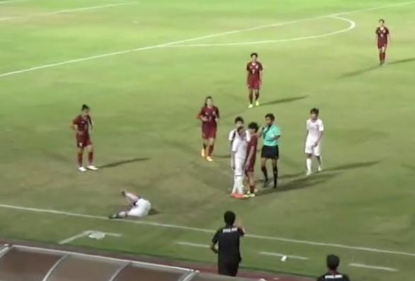 10 người Việt Nam đá bại Thái Lan, vô địch bóng đá nữ Đông Nam Á 2019 - Ảnh 6.