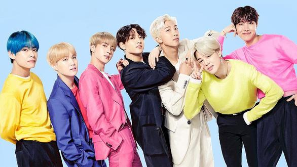 BTS không đến dự dù thắng hai giải tại VMA 2019 - Ảnh 1.