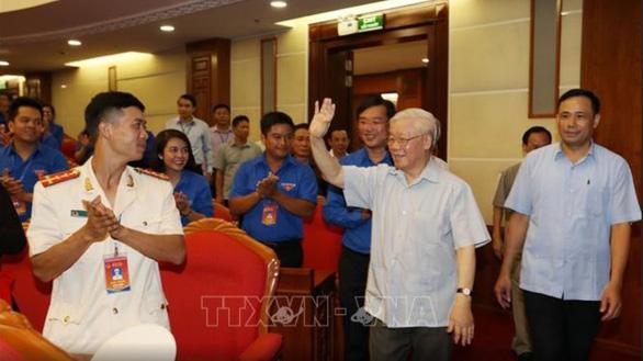 Tổng bí thư, Chủ tịch nước Nguyễn Phú Trọng: Lời Bác dặn phải ngấm vào máu - Ảnh 2.