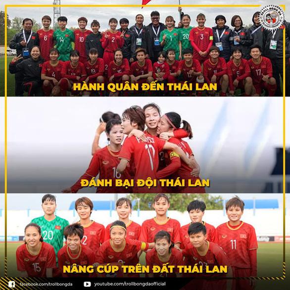 Cộng đồng mạng: Tuyệt vời các cô gái vàng Việt Nam - Ảnh 1.