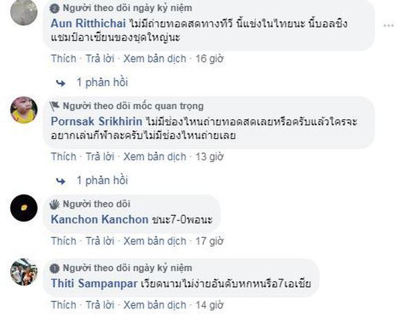 Trước trận chung kết nữ, CĐV Thái Lan kêu gọi: Thắng Việt Nam để lấy lại danh dự! - Ảnh 2.