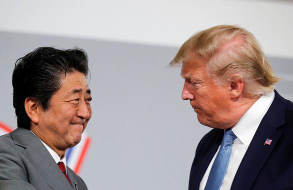 Nhật thỏa thuận ưu đãi với nông sản Mỹ hàng tỉ hàng tỉ đôla - Ảnh 1.