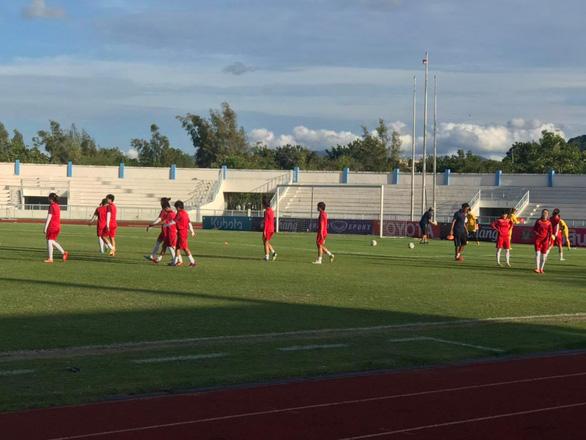 10 người Việt Nam đá bại Thái Lan, vô địch bóng đá nữ Đông Nam Á 2019 - Ảnh 15.