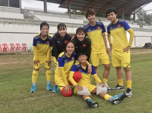 Chung kết Giải bóng đá nữ Đông Nam Á 2019: Tuyển VN quyết đấu Thái Lan - Ảnh 1.
