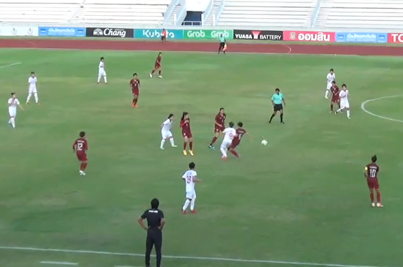 10 người Việt Nam đá bại Thái Lan, vô địch bóng đá nữ Đông Nam Á 2019 - Ảnh 10.