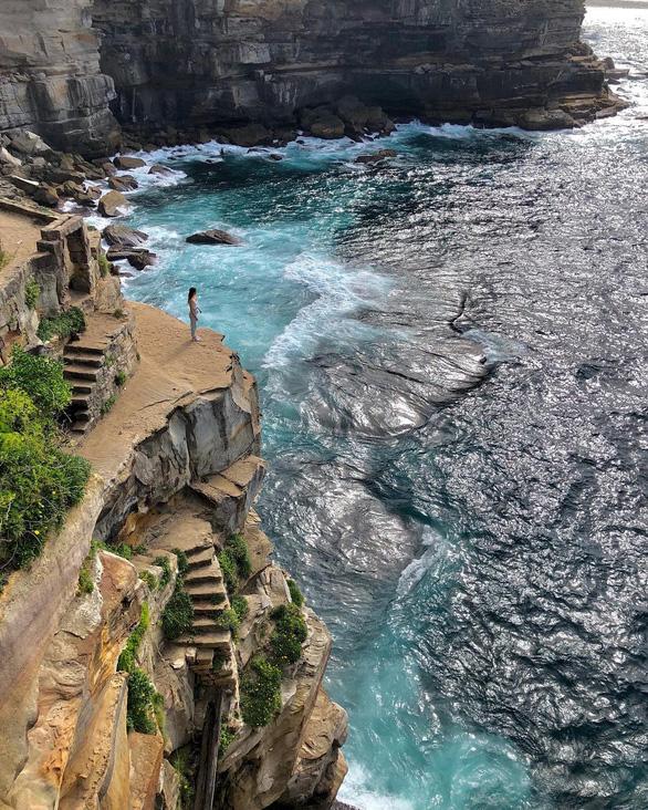 Vách đá chết chóc nhưng… nhiều người tìm đến ở Úc - Ảnh 4.