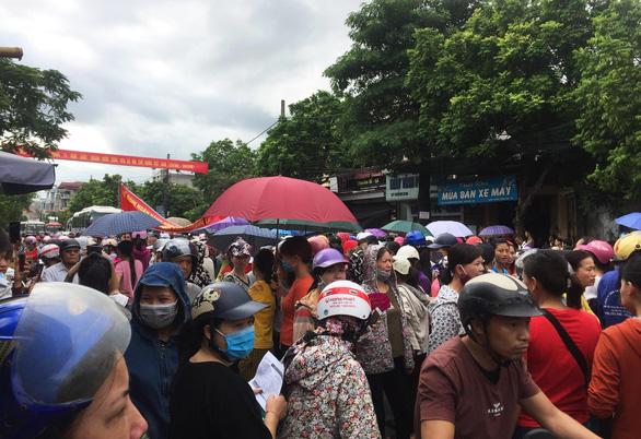 Ban lãnh đạo mới rút lui, hơn 2.300 công nhân KaiYang Việt Nam lại bơ vơ - Ảnh 1.