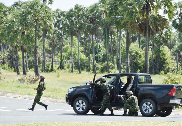 Giao lưu hữu nghị biên giới Việt Nam - Campuchia: Đấu tranh chống tội phạm qua biên giới - Ảnh 3.