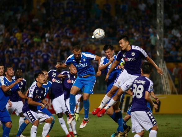 Vào chung kết liên khu vực AFC Cup, VFF thưởng CLB Hà Nội 400 triệu - Ảnh 1.
