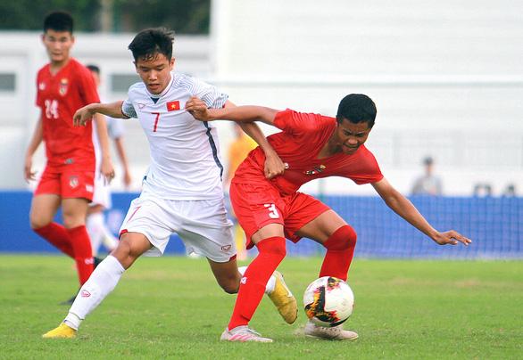 U15 Việt Nam tranh ngôi vô địch cùng U15 Hàn Quốc - Ảnh 1.