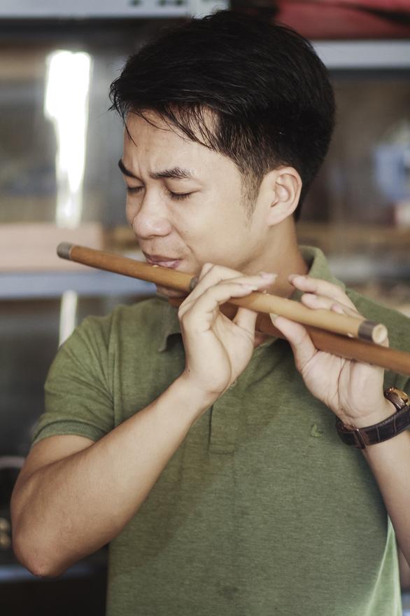 Từ ống sáo trúc đến ống hút tre Việt Nam ra thế giới - Ảnh 2.