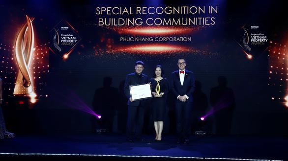 Phúc Khang được vinh danh 4 hạng mục giải thưởng - Ảnh 1.