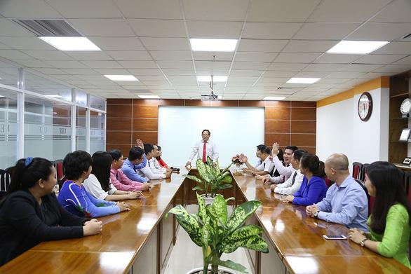Chương trình thạc sĩ UEF: đào tạo nâng cao kỹ năng quản lý - Ảnh 2.
