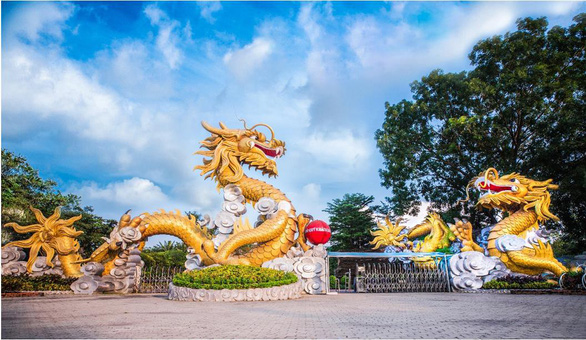 Khu du lịch Bửu Long: điểm đến vào dịp lễ Quốc Khánh - Ảnh 1.
