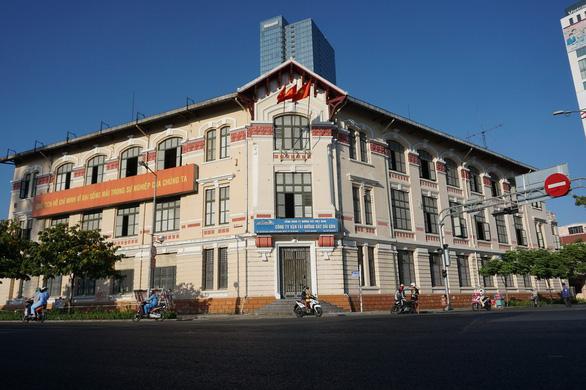 TP.HCM muốn tiếp nhận bảo tồn trụ sở Hỏa xa số 136 Hàm Nghi - Ảnh 1.