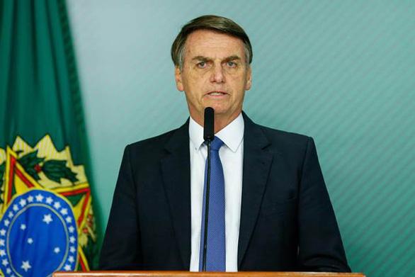 Sau khi em chã, Brazil ra điều kiện nhận tiền hỗ trợ ngăn cháy rừng Amazon - Ảnh 1.