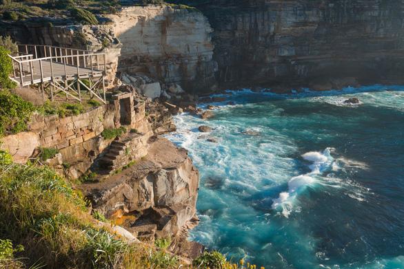 Vách đá chết chóc nhưng… nhiều người tìm đến ở Úc - Ảnh 3.