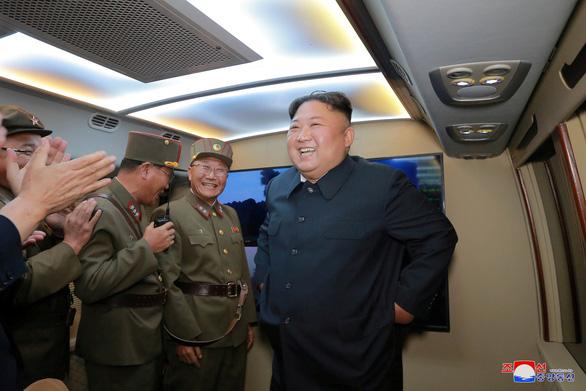 Triều Tiên sửa hiến pháp, củng cố vị trí nguyên thủ quốc gia của ông Kim Jong Un - Ảnh 1.