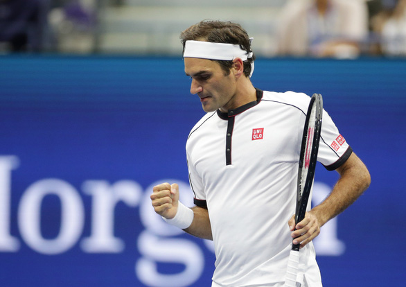 Federer ngược dòng vào vòng 3 Giải Mỹ mở rộng - Ảnh 1.