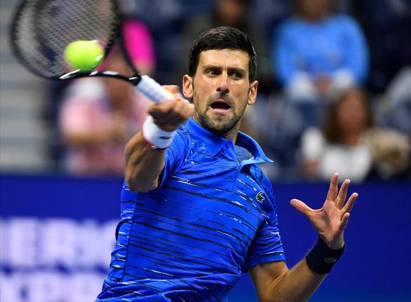 Khuất phục Londero, Djokovic vào vòng 3 Giải Mỹ mở rộng - Ảnh 1.