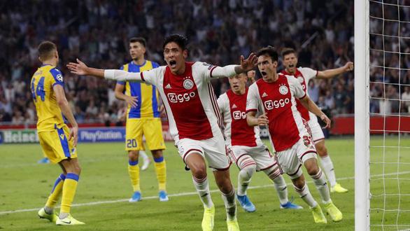 Ajax giành vé tham dự vòng bảng Champions League - Ảnh 1.