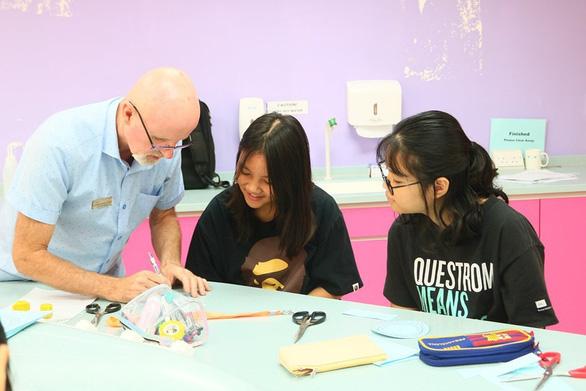 Bí quyết chinh phục tiếng Anh học thuật cho học sinh - Ảnh 1.