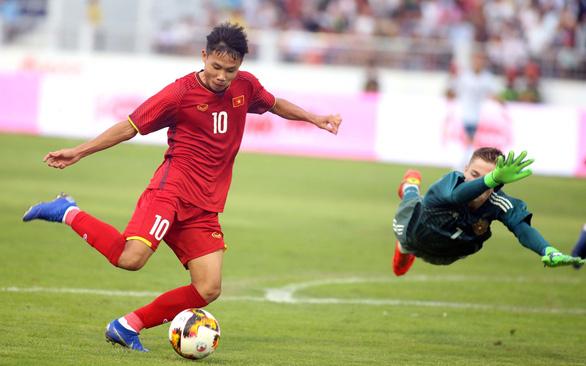 Gặp U 15 Hàn Quốc ở chung kết: Thách thức cho tuyển U15 VN - Ảnh 1.