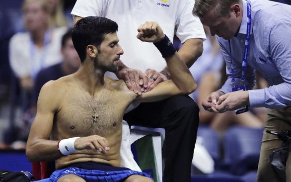 Giải quần vợt Mỹ mở rộng 2019: Thách thức lớn nhất của Djokovic là… chấn thương - Ảnh 1.