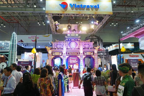 Có gì hot tại Hội chợ Du lịch Quốc Tế ITE 2019 - Ảnh 1.