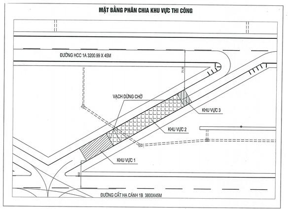 Đề xuất đóng cửa 1 đường lăn, hạn chế khai thác đường băng Nội Bài để sửa chữa - Ảnh 2.