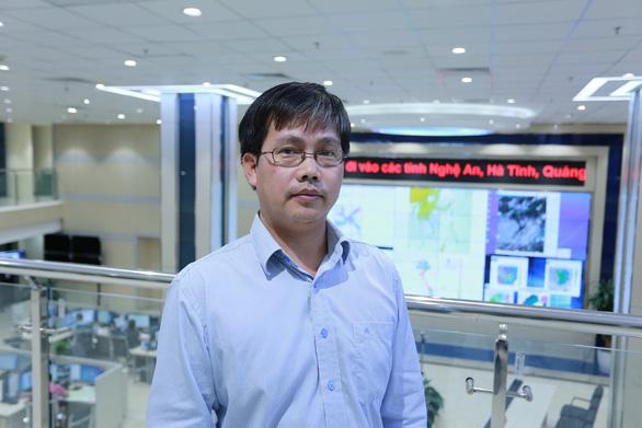 Đêm nay bão số 4 có thể gây mưa dông, lốc ở Thanh Hóa - Quảng Trị - Ảnh 2.