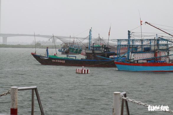 Dừng hoạt động tàu ra vào Cù Lao Chàm, đưa 125 người vào bờ - Ảnh 6.
