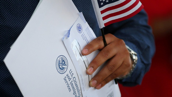 Con lính Mỹ ở hải ngoại sẽ không được công nhận là công dân Mỹ - Ảnh 1.